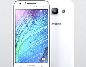 3D Samsung Galaxy J1 All Colors