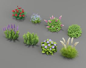 3D model Flower G02