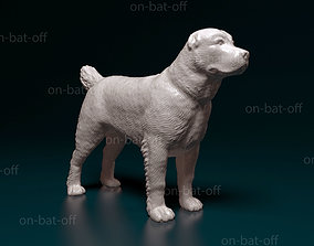 3D printable model Central Asian Shepherd dog