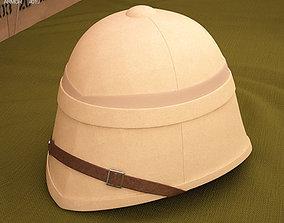 3D Pith Helmet