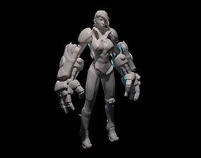 VI Champion 3D printable model
