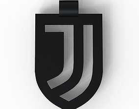 3D print model Juventus Pendant