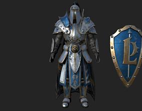 Warcraft Lordaeron Footman 3D model
