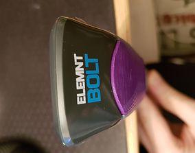 Wahoo ELEMNT BOLT Spoon Mount for Aero 3D print model
