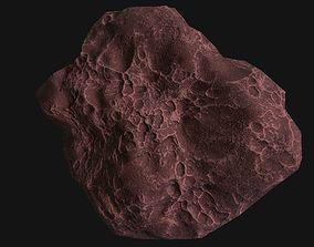 asteroid v3 3D asset