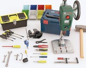 Tools vol 05 3D model
