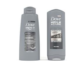 Dove Men Care body 3D