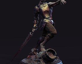 Dead Knight 3D printable model