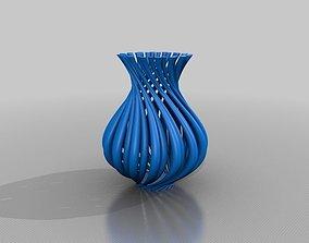 house Tube Vase 2 3D print model