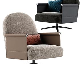3D Ditre italia Beyl armchair