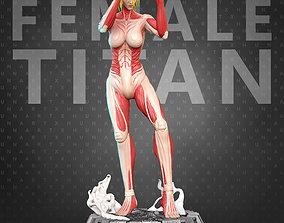 3D printable model Female Titan STL
