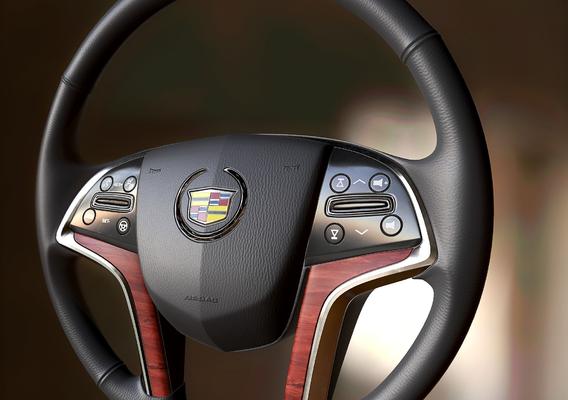 Cadillac escalade 2015 steering wheel