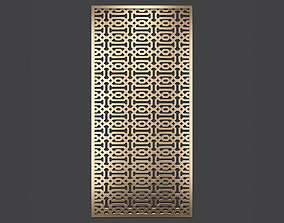 3D model Decorative panel 330
