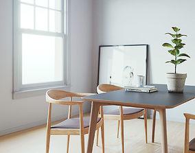 3D model design Simple room