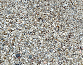 Rocks and Pebbles ground pack 3 3D