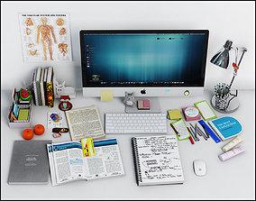 3D Desk Decoration 2