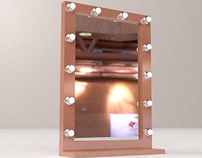 Makeup Artist Mirror 3D model
