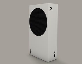 3D Xbox Series S Console