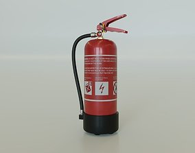 Fire Extinguisher - Model A