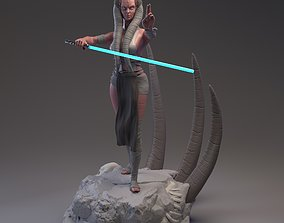 Shaak Ti Classic Outfit 01 3D print model
