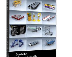 Dosch 3D - Airport Details