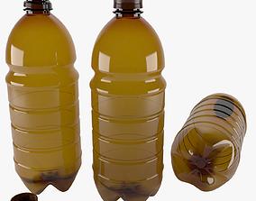 3D bottle 1liter