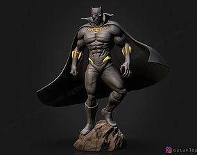 Black Panther Marvel Comic Fan Art 3D printable model