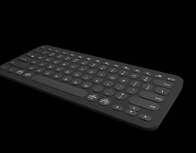 3D model Circle Keyboard Logitech k380