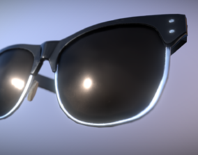 Sunglasses 3D model VR / AR ready PBR