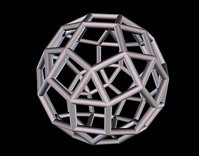 3D print model 028 Mathart-Archimedean Solids-Small 1