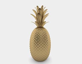 3D model Pineapple statue