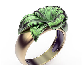 Ring Leafage 3D printable model