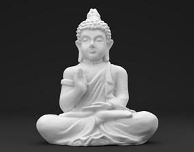 Buddha - 3D printable Scan - Statue 3d