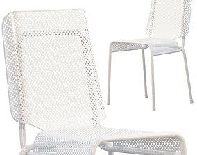 Phoenix chair 3D model