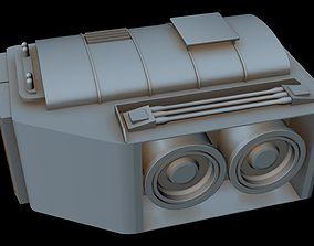 3D Starship part 37