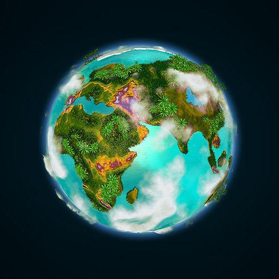 Little Planet Earth