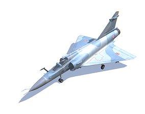 Mirage 2000 3D model