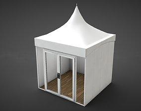 Event Tent 3D model