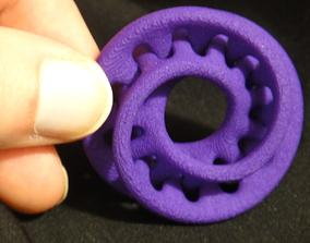 3D printable model Moebius Linked