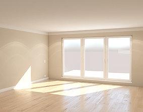3D Living Room Preset