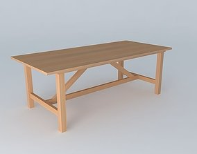 Table RIVA houses the world 3D