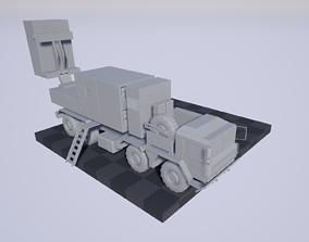 COBRA radar 3D model