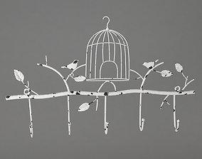 3D Hanger Birdcage
