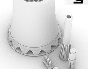 Chimney Pack 3D print model