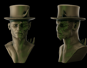Jekyll and Hyde 3D print model