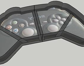 3D printable model Joystick Playstation Cookie Cutter