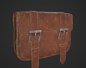 Medieval Bag 3D asset