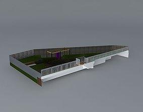 3D Garden design STL