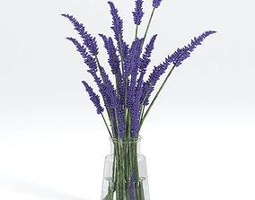 3D Bouquets of lavender