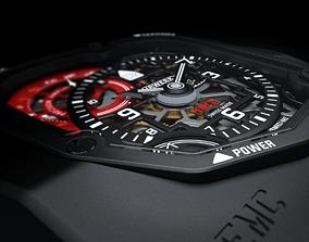 EMC URWERK Watch CAD 3D